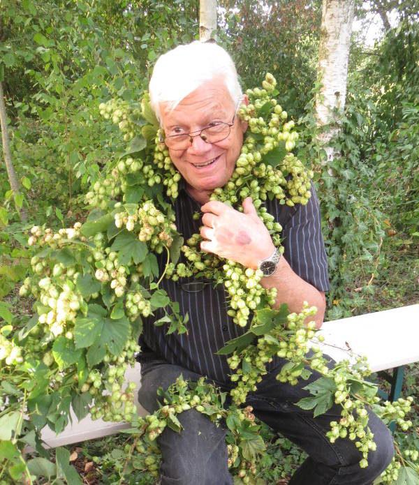 Récolte du houblon bénévoles 2019 – 6